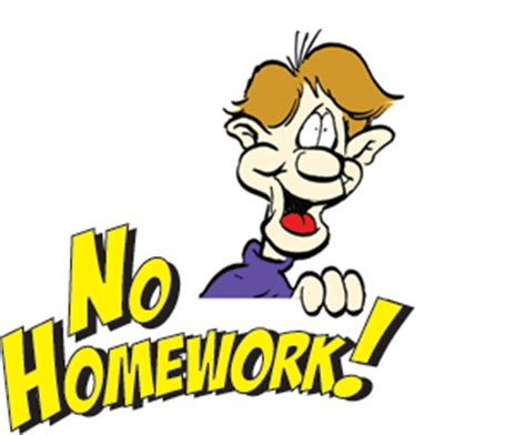 Schools that do not give homework